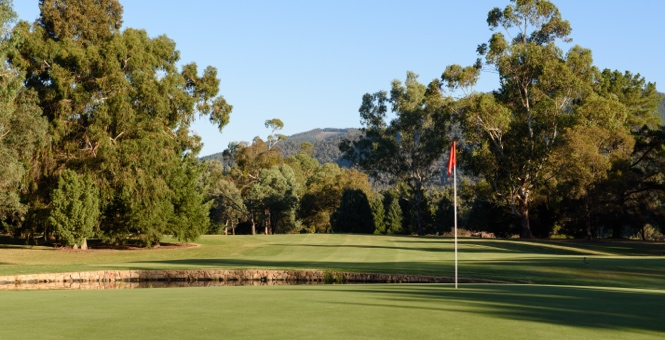The Royal Melbourne Golf Club - West Course