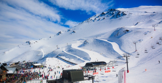 Mount Hutt Ski Area