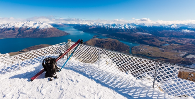 The Remarkables Ski Area