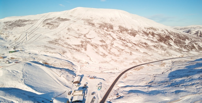 Glenshee Ski & Snowboard Center