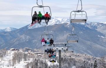 Ski Trip in December