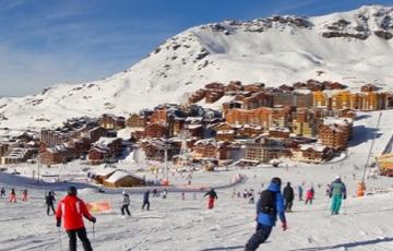 Ski Trip to Val Thorens