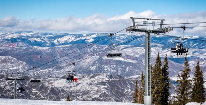 Aspen Mountain Ski Resort