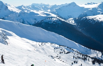 Ski Trip to British Columbia