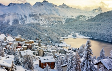 Ski Trip to Europe